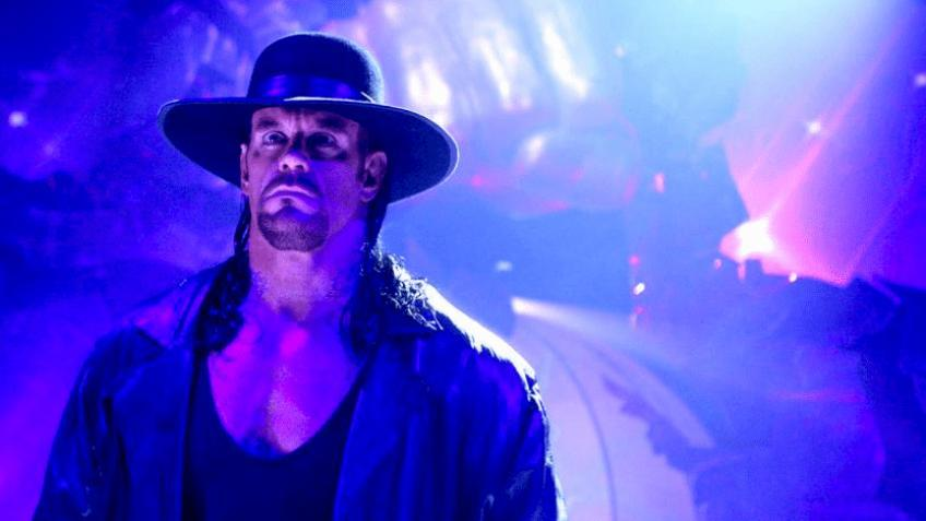 The Undertaker recalls when his attire caught fire from the flames