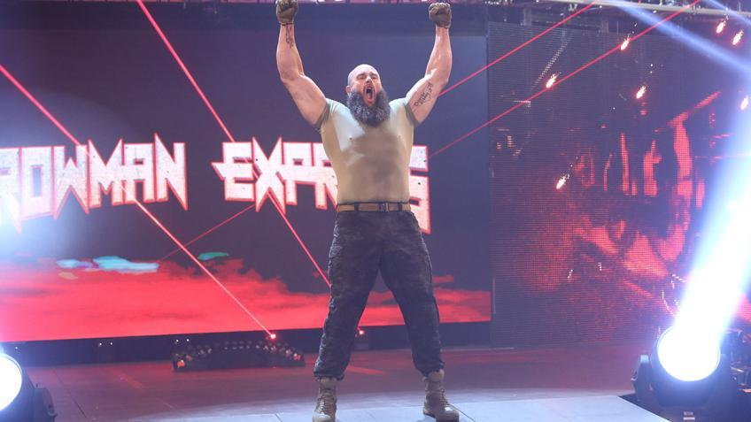 Backstage details on WWE plans for Braun Strowman