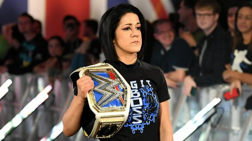 Bayley On Turning Heel After Spending Years as Babyface
