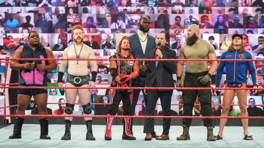 Stipulation added to triple threat match scheduled for WWE Raw