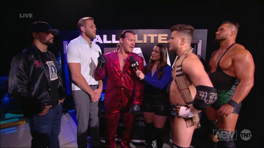 MJF could have signed with NXT before AEW's inception