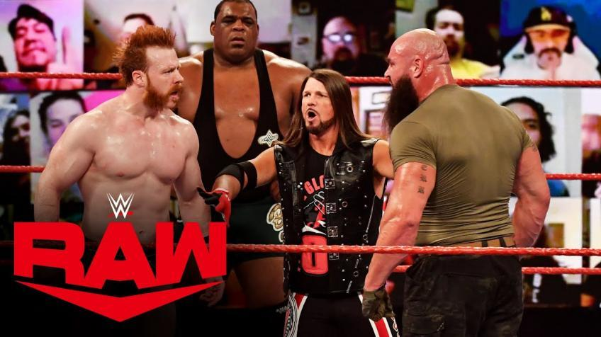 *Spoiler* Update on the relationship between Sheamus and Drew McIntyre