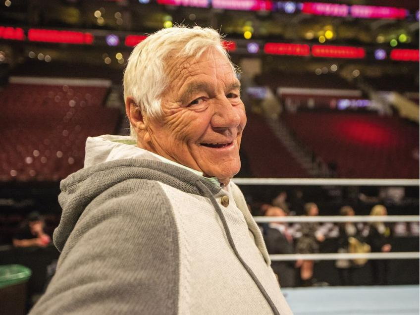 WWE Hall of Famer Pat Patterson dead at 79