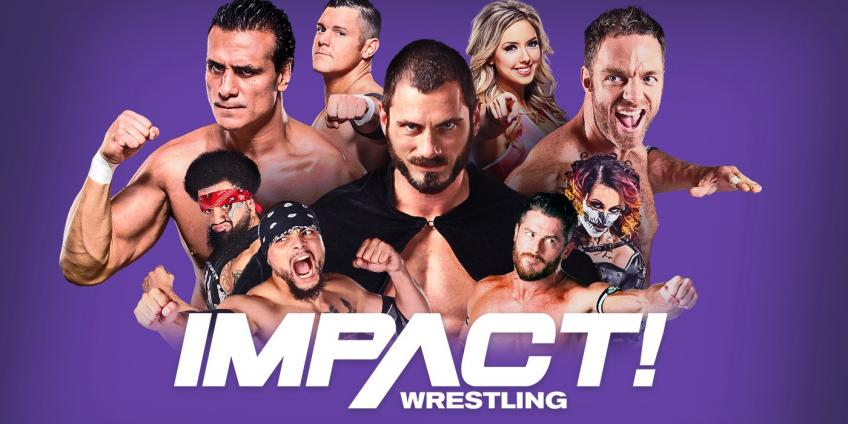 Impact Wrestling to Stream on Twitch