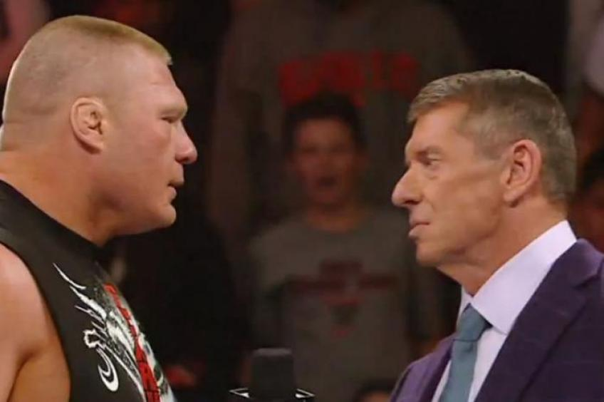 Why WWE held Brock Lesnar to extensive non-compete clause revealed