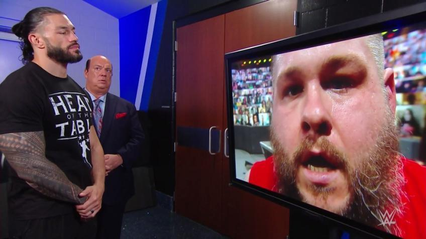 Backstage reaction to Kevin Owens' performance in the Roman Reigns feud revealed