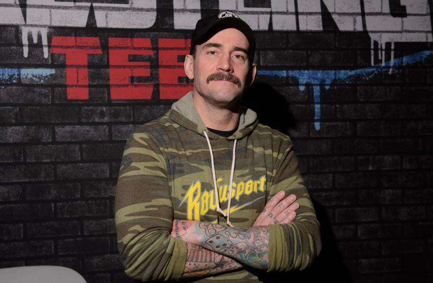 CM Punk on the Idea of Wrestling AEW Talents