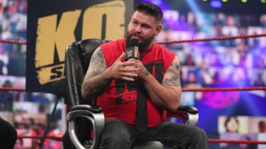 Kevin Owens has pitched forming a tag team with several WWE Superstars