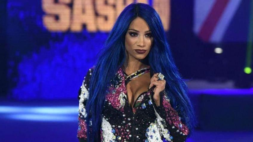 Sasha Banks on Evolution and Queen of the Ring