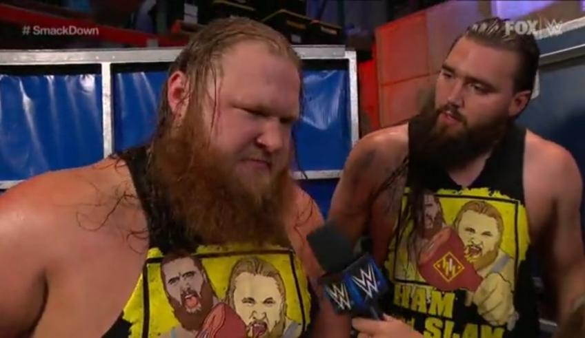 Story surfaces of Otis and Tucker going the extra mile for WWE