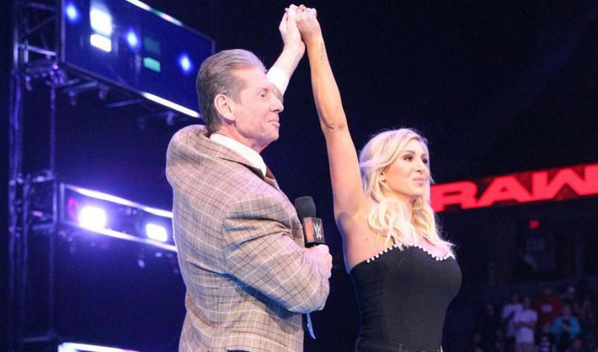 Charlotte Flair claims she is the only Grand Slam Champion