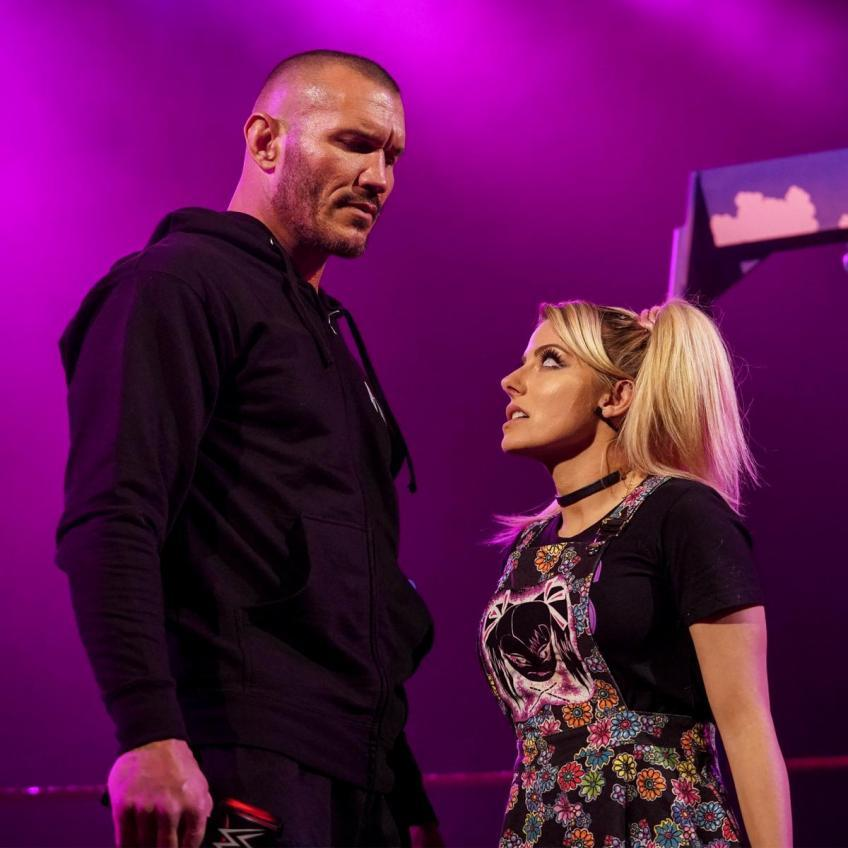 Major mistake made with segment between Randy Orton and Alexa Bliss