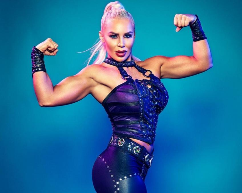 Dana Brooke on Overcoming The Issues She Had with Her Body