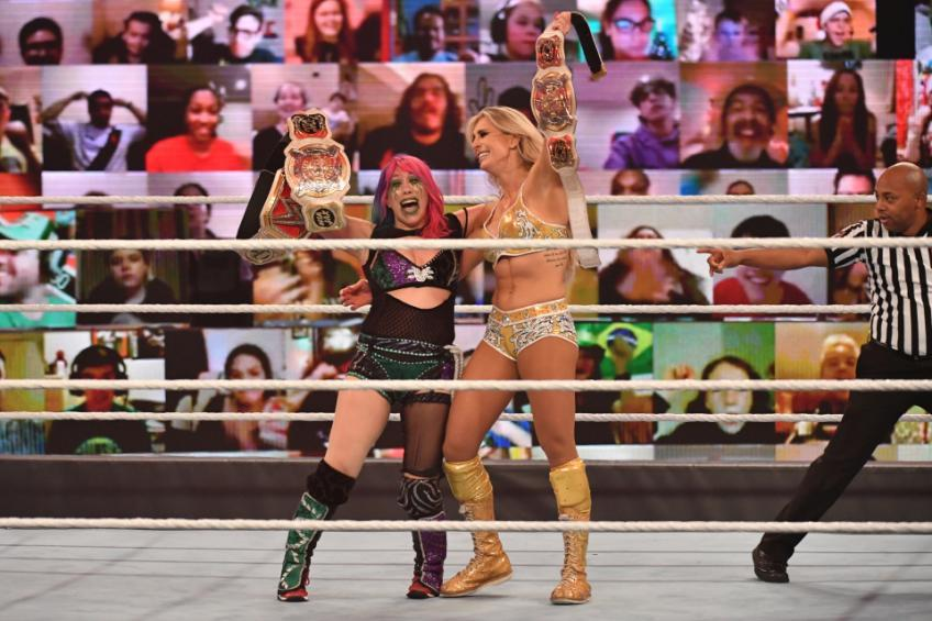 Three title matches announced for WWE SmackDown