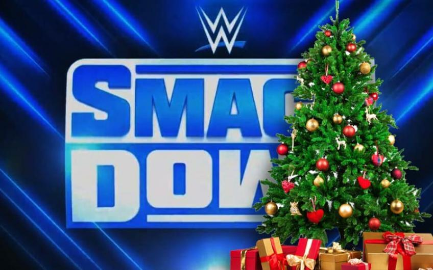 SmackDown sees massive viewership increase for Christmas episode