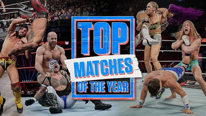 WWE selects top 25 matches of 2020