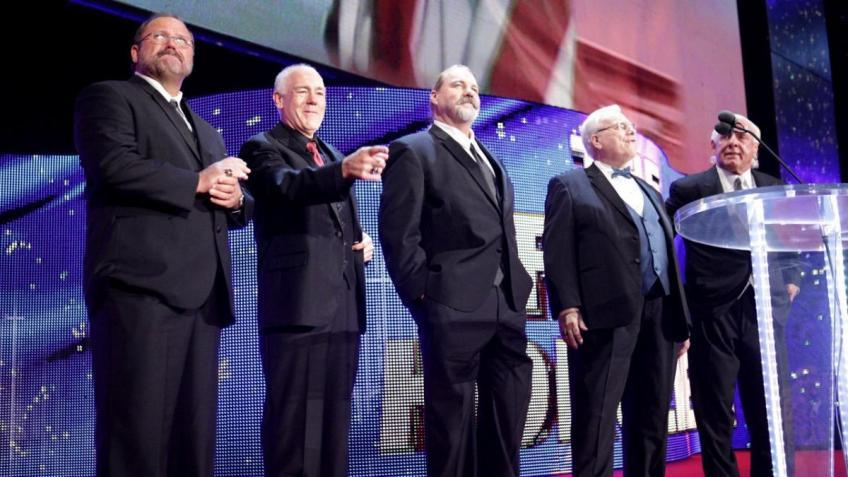Did Vince McMahon ban Tully Blanchard from WWE?