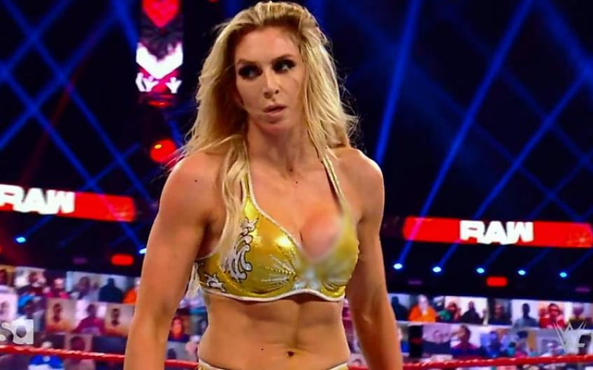 *Spoiler* Charlotte Flair has her first singles match in more than six months