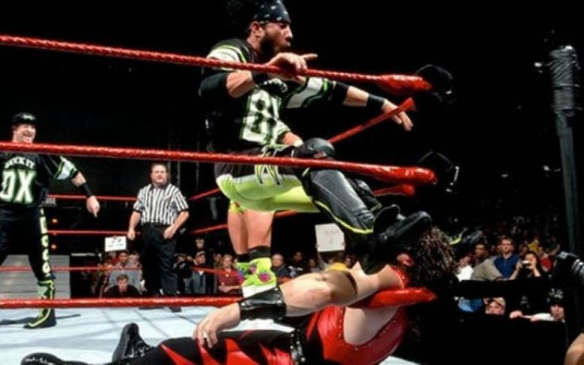 Why X-Pac's 'Bronco Buster' was banned in WCW