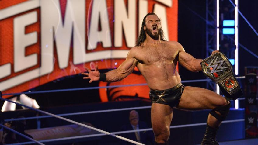 Drew McIntyre reveals his 2020 Match of the Year