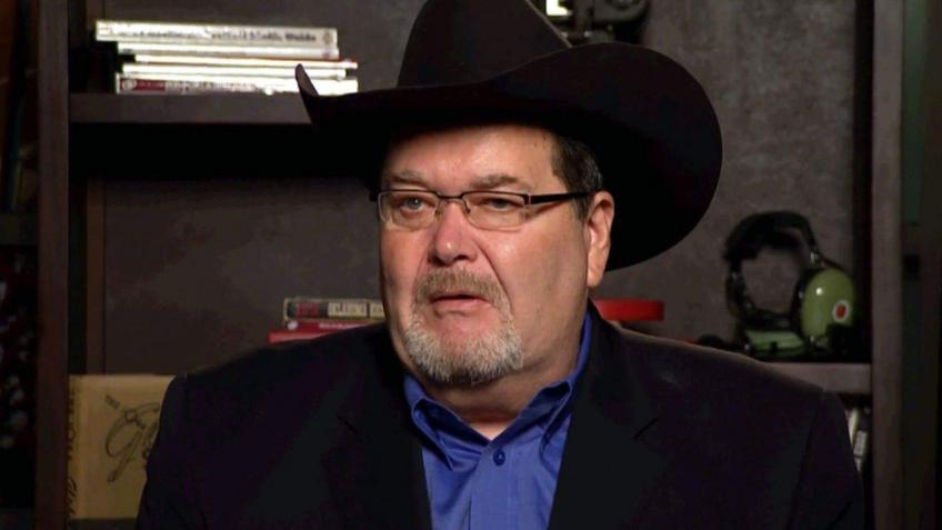 Jim Ross reveals the truth about his WWE firing