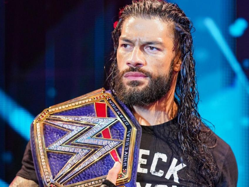 Backstage news on WWE plans for Roman Reigns at Royal Rumble