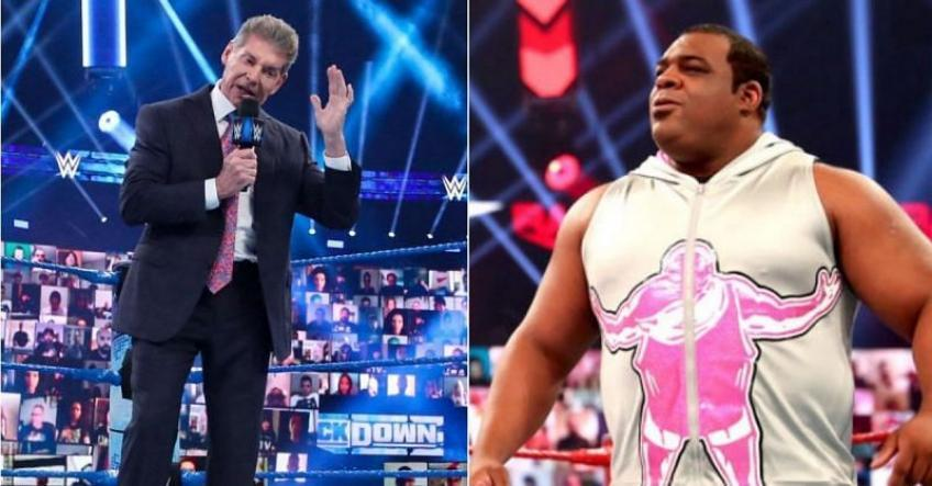 Vince McMahon rejects plan for Keith Lee to win the Royal Rumble