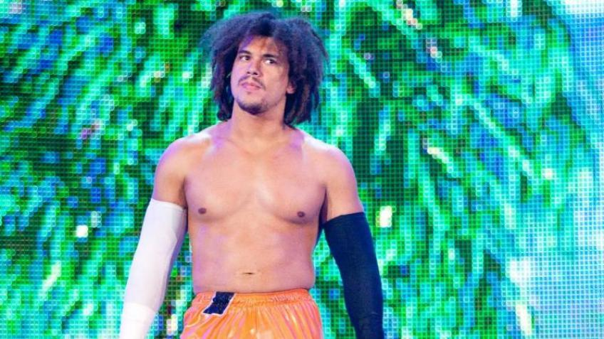 Why Carlito didn't appear on WWE RAW Legends Night