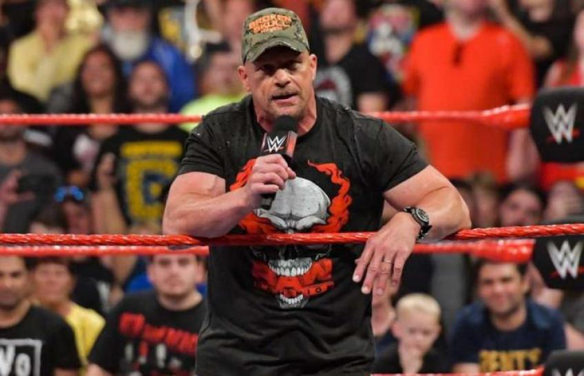 Steve Austin: 'I don't want to do nothing else in the ring'