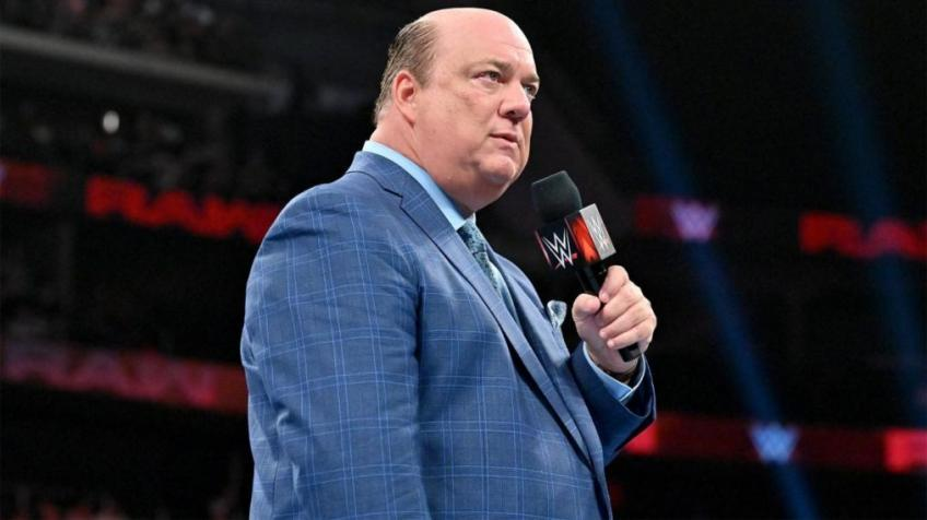 Paul Heyman threatens Kayla Braxton with Renee Young's return