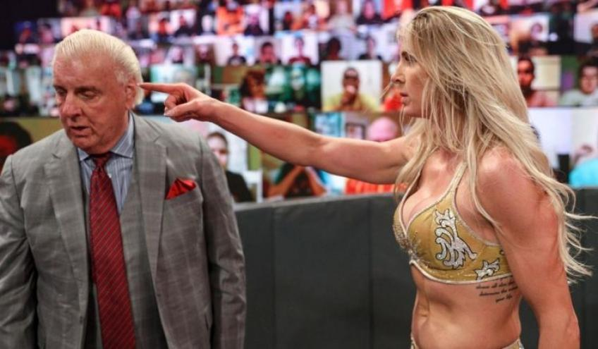 Ric Flair could have a new role on WWE Raw going forward