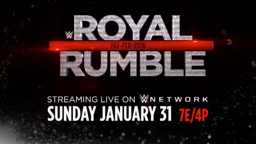 Former WWE Champion enters the Men's Royal Rumble match