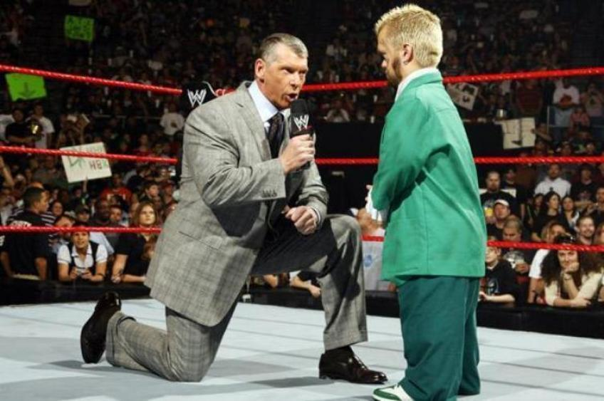 Hornswoggle getting is own pro-wrestling show