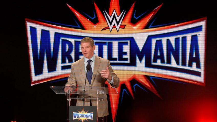 WWE announces the next 3 WrestleMania locations