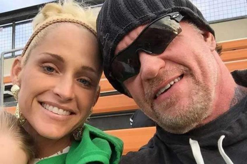 Michelle McCool tests positive for virus