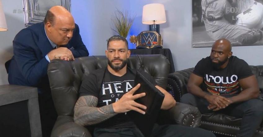 Roman Reigns further teases alliance with former US Champion