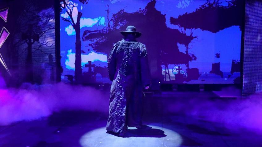 The Undertaker gives a major update about his WWE contract status