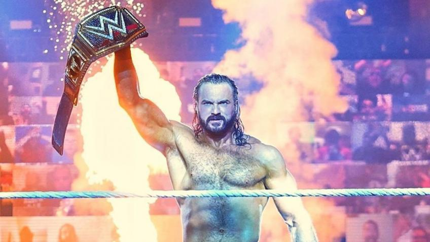 Drew McIntyre on WWE's testing policy