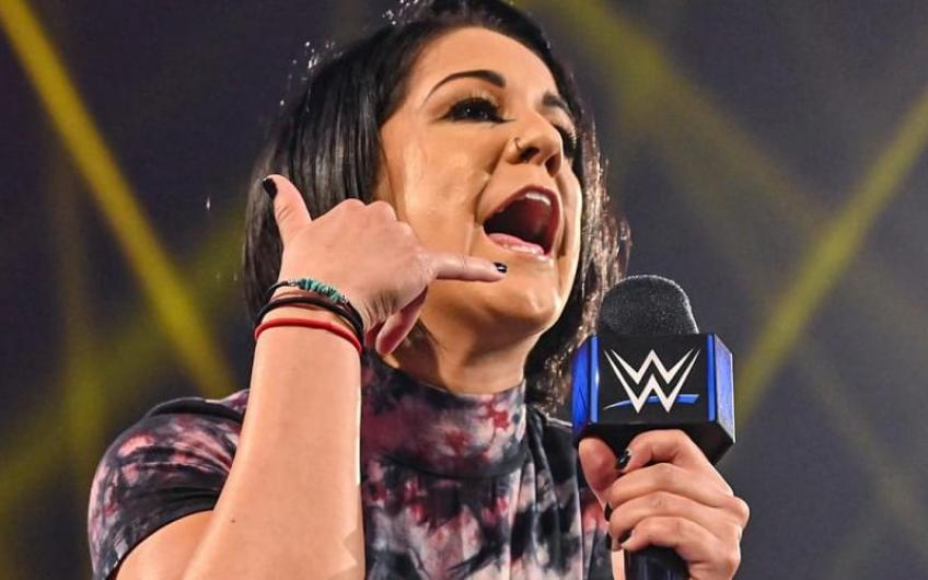 Bayley tells WWE to put non-wrestler in 2021 Royal Rumble match