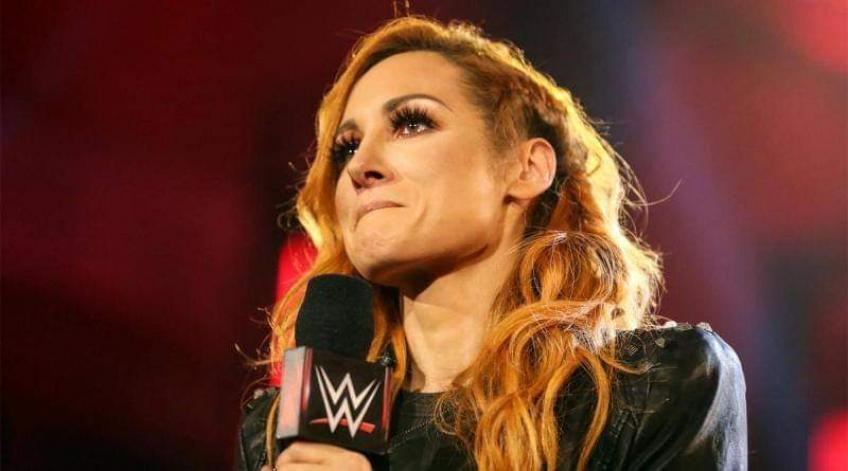 Becky Lynch shares an adorable photo with baby daughter