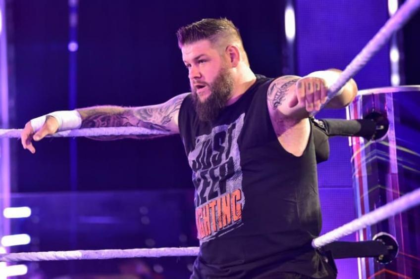 Kevin Owens on what he would change about the Royal Rumble