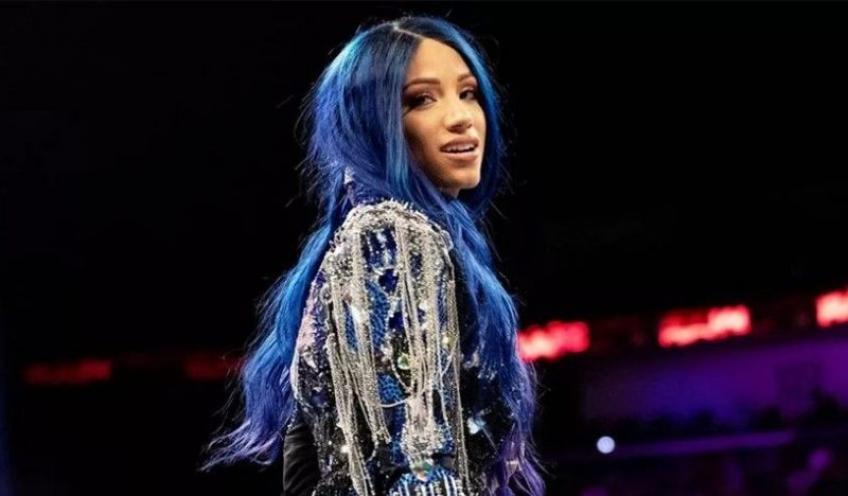 Sasha Banks on her mother's reaction to her becoming a wrestler