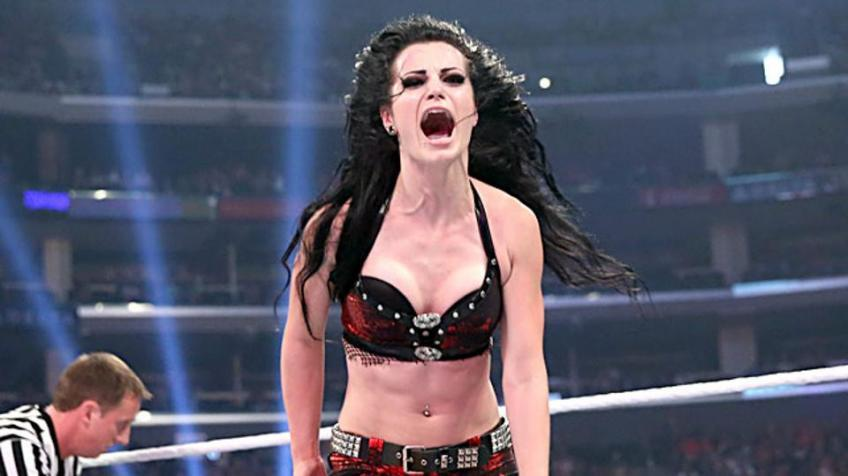 Paige gives her honest opinion on Goldberg
