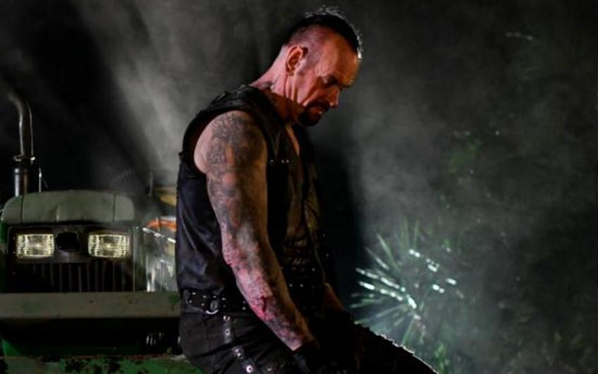 The Undertaker talks about finally retiring from WWE
