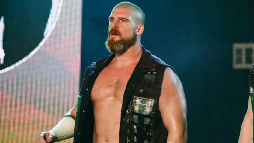 WWE announces the release of Steve Cutler
