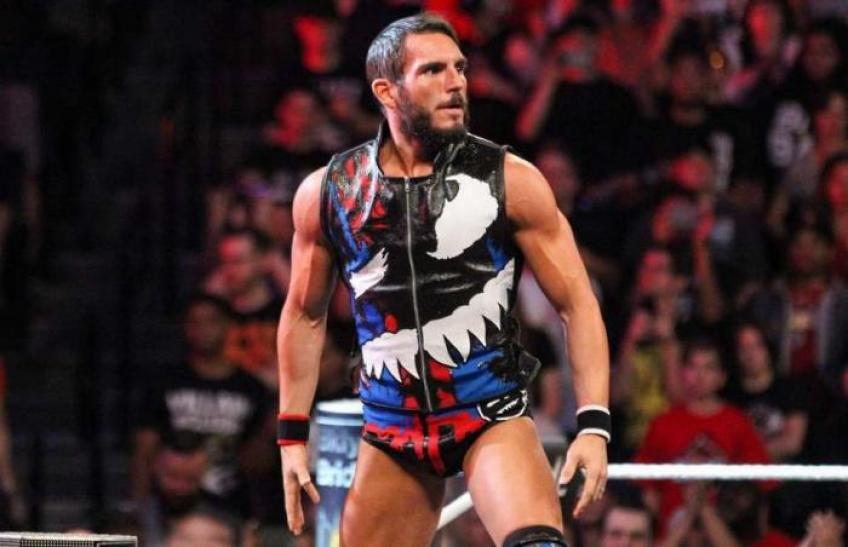 Johnny Gargano pulled from WWE NXT: Vengeance Day