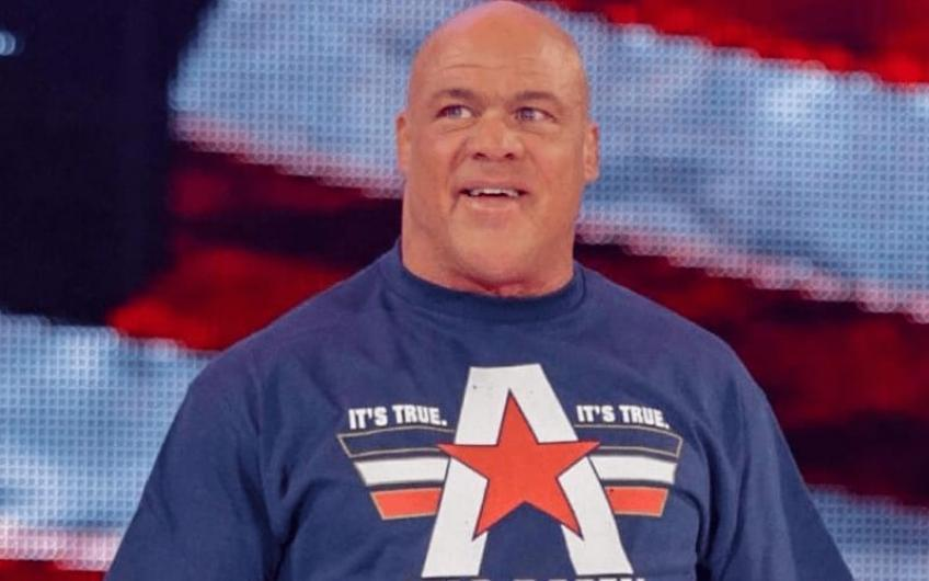 Kurt Angle recalls his first meeting with Vince McMahon
