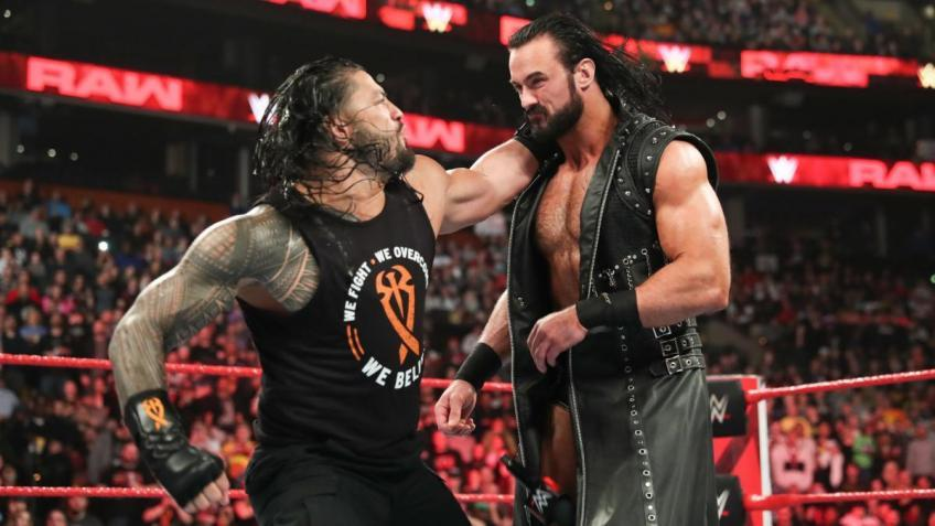 Former WWE writer believes Drew McIntyre is better than Roman Reigns