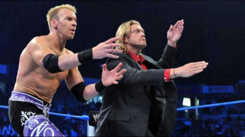 Edge shares details on Christian getting cleared by WWE for the Royal Rumble
