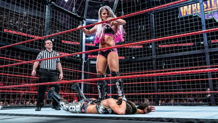 Backstage news on WWE plans for 2021 Elimination Chamber